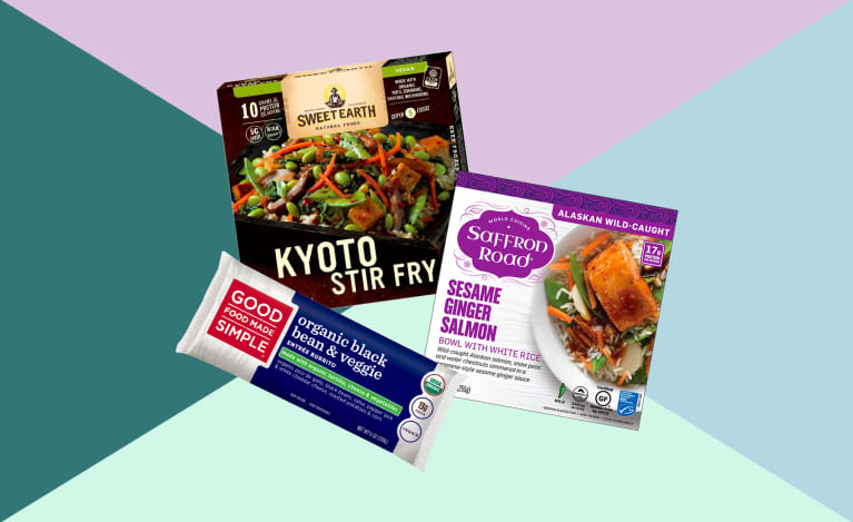 Healthiest frozen meals you can but at the grocery store