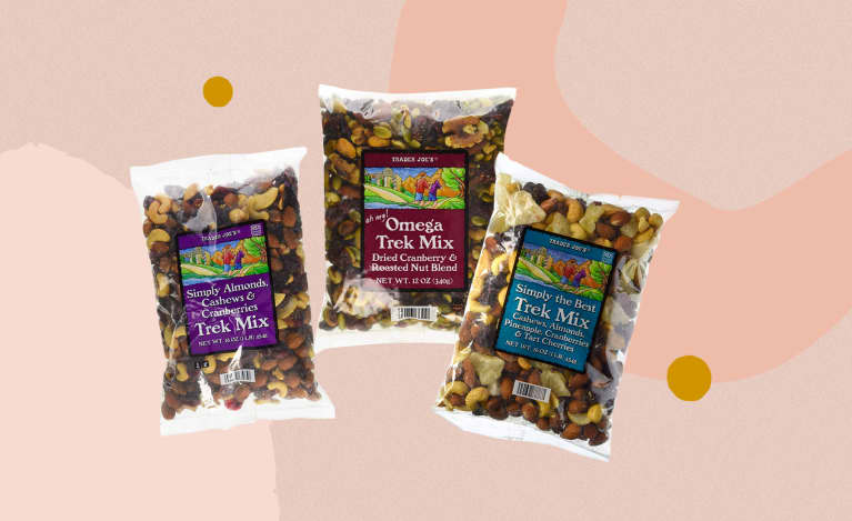 The 5 Healthiest Trail Mixes At Trader Joe's To Keep You Fueled All Day