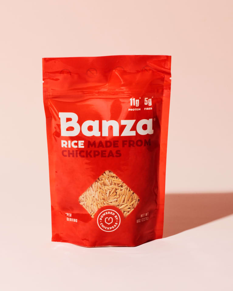 Dear Cauliflower Rice: Banza's New Product Might Have You Beat