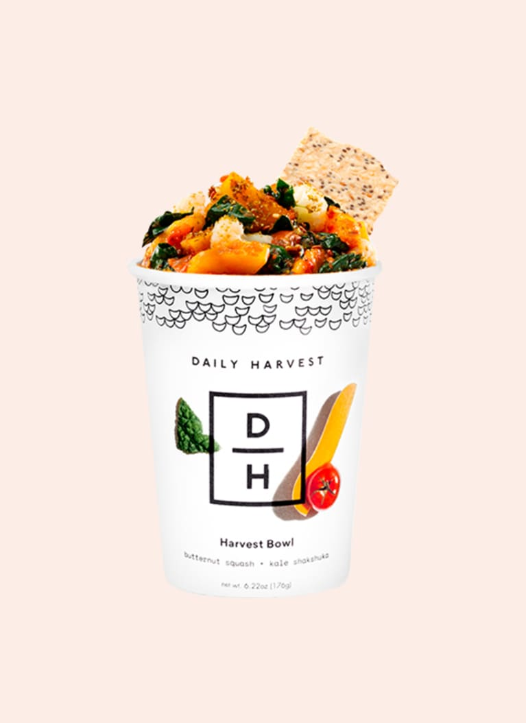 Daily Harvest bowls & smoothies
