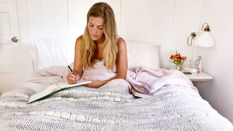 Restful Nights Start With Calm Mornings: A Yogi Reveals Her A.M. Routine