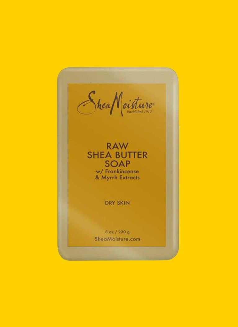 SheaMoisture Raw Shea Butter Bar Soap