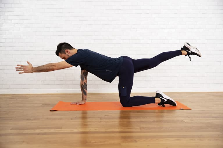 Don't Love Planks? Try This Simple (Yet Ultra-Effective) Core Exercise Instead