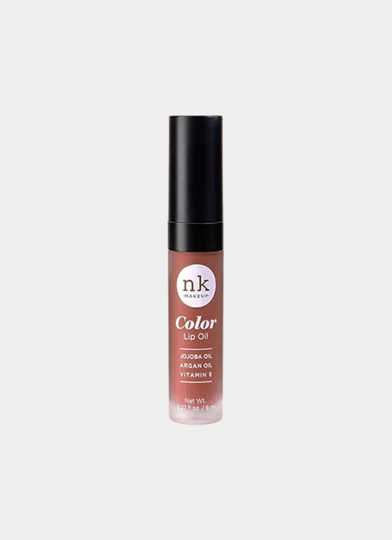 nicka color lip oil