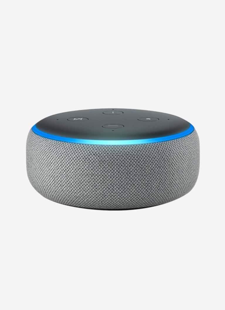 5. An Amazon Echo.