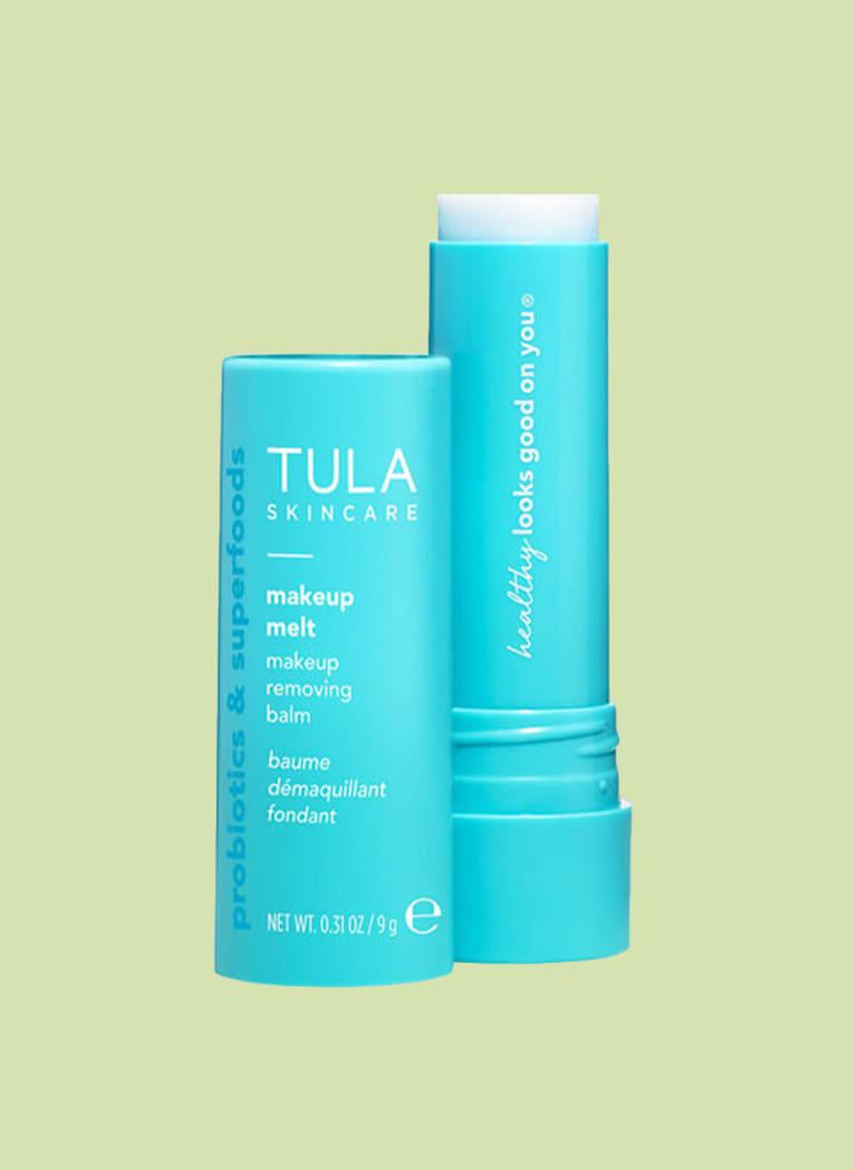 TULA Skincare Makeup Melt Makeup Removing Balm