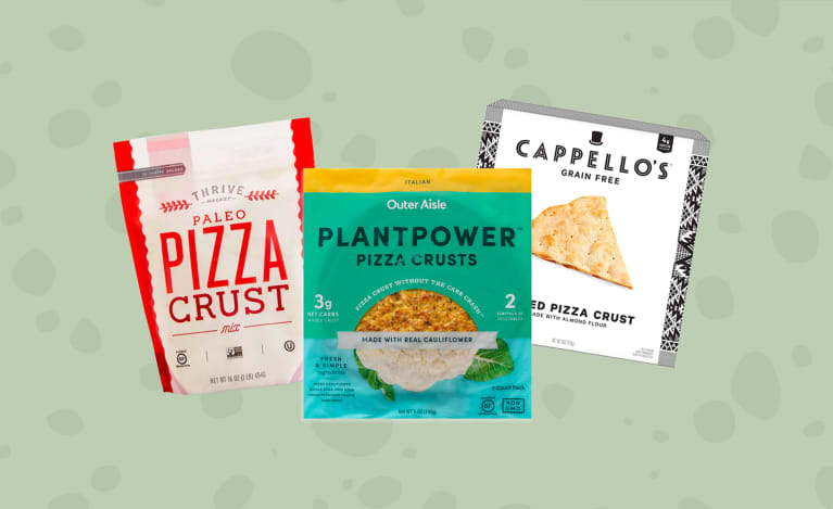 The 6 Best Grain-Free Pizza Crusts & Mixes You Can Buy At The Grocery Store
