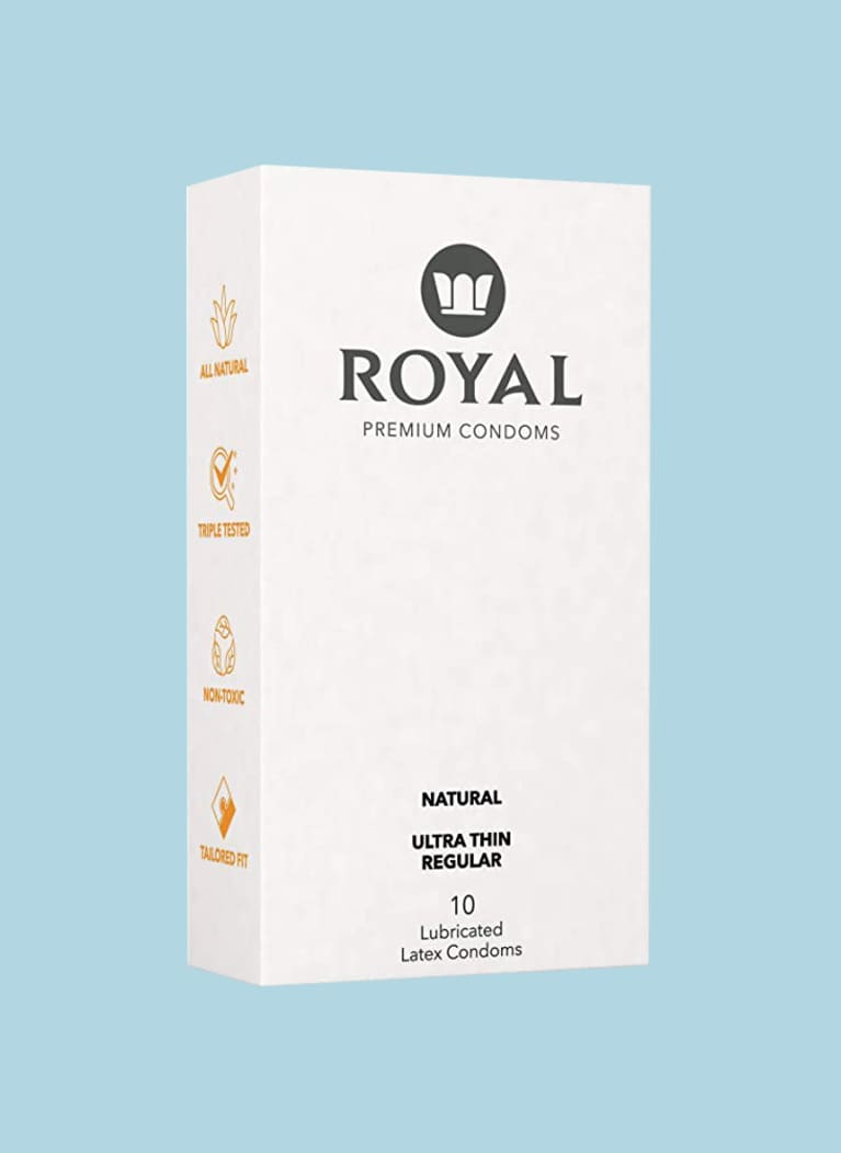 Royal Tailored Fit Ultra-Thin Condoms