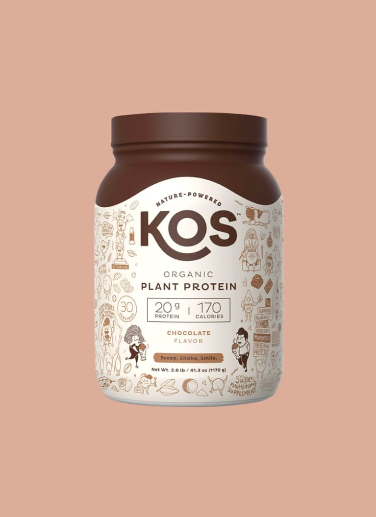 KOS Chocolate Plant Protein