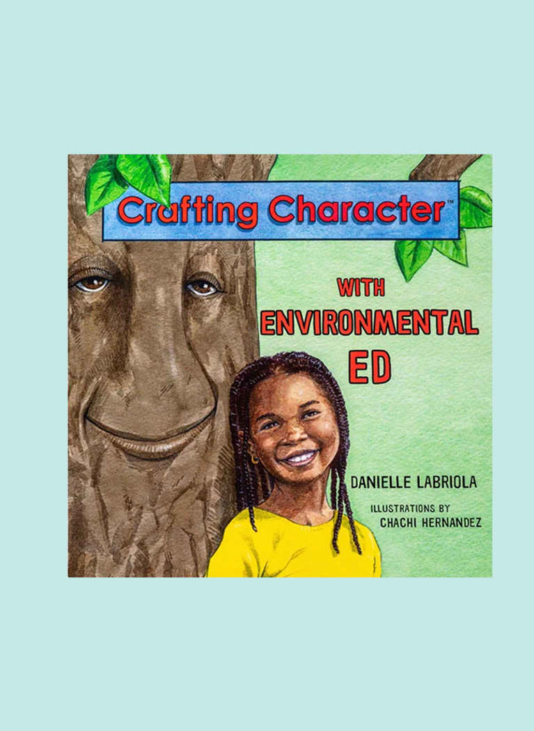 Crafting character with environmental ed