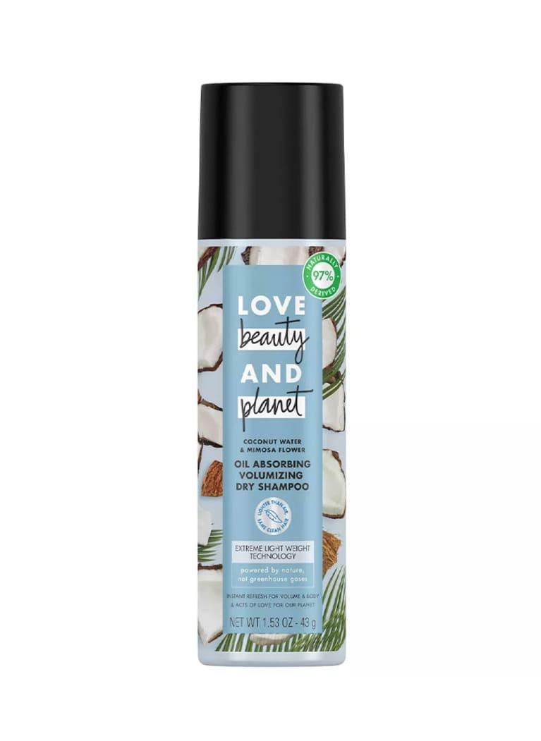 Love, Beauty & Planet Coconut Water Dry Shampoo