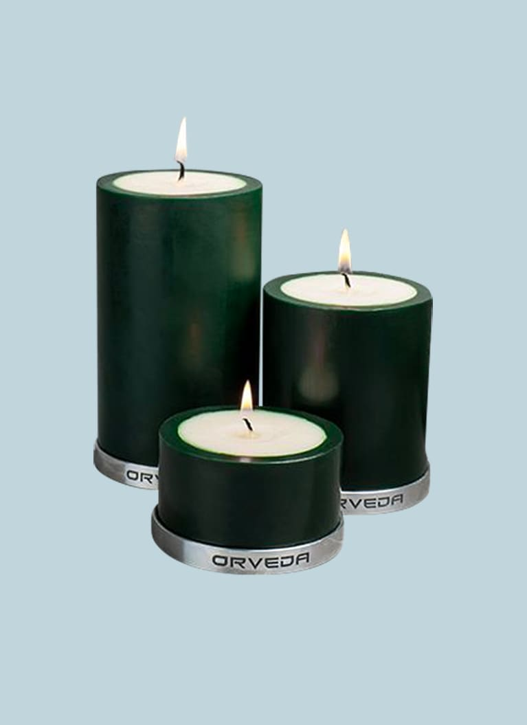 Orveda candle set