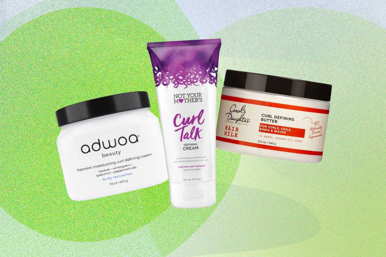 curly hair product roundup