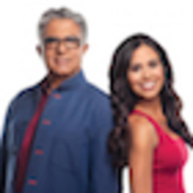Deepak Chopra and Kimberly Snyder