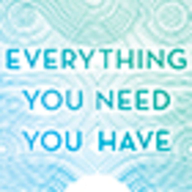 Gerad Kite, author of Everything You Need You Have: How To Be At Home In Your Self