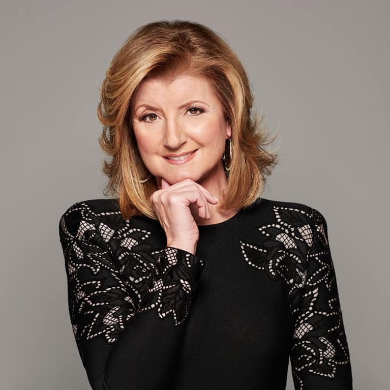 Arianna Huffington, Author of The Sleep Revolution
