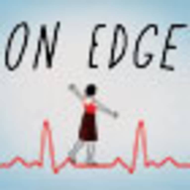 Andrea Petersen, author of On Edge: A Journey Through Anxiety