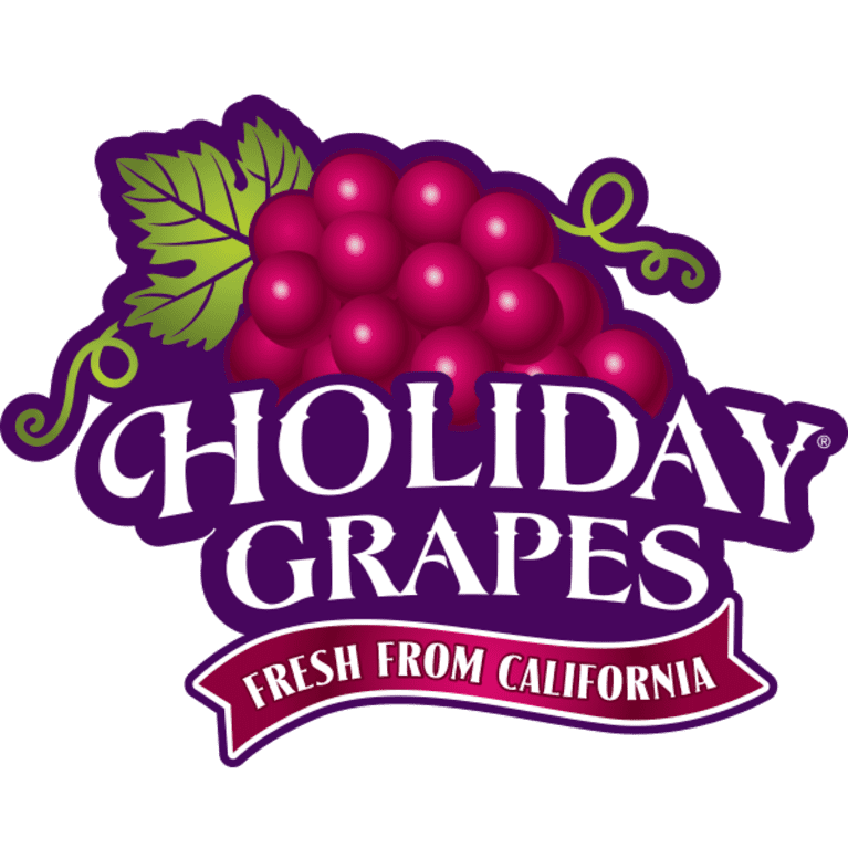 Holiday Grapes