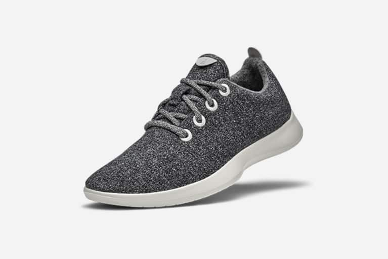 Natural Gray Wool Runners