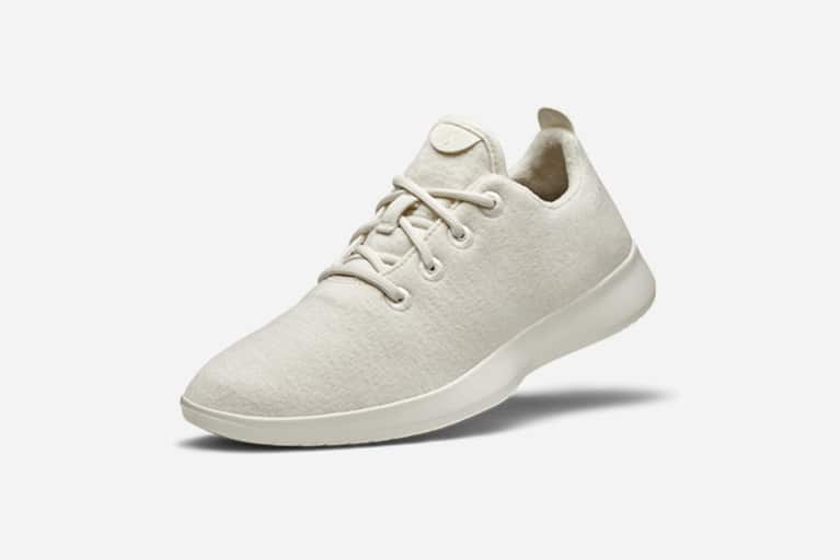 Natural White Wool Runners
