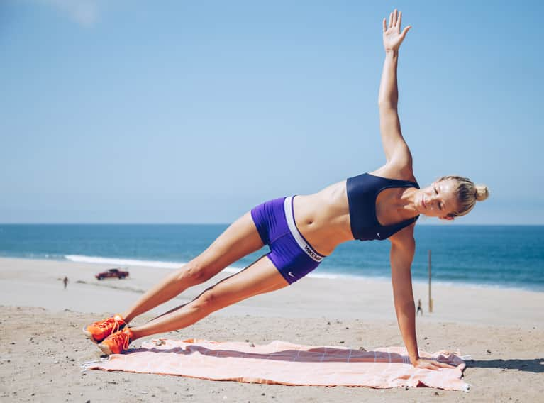 The One Essential Your Summer Workout Is Missing: A Health Coach Explains