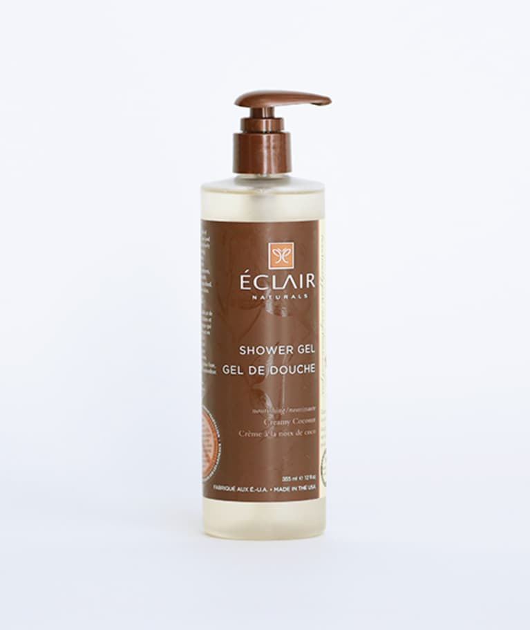 Éclair Naturals Creamy Coconut Shower Gel