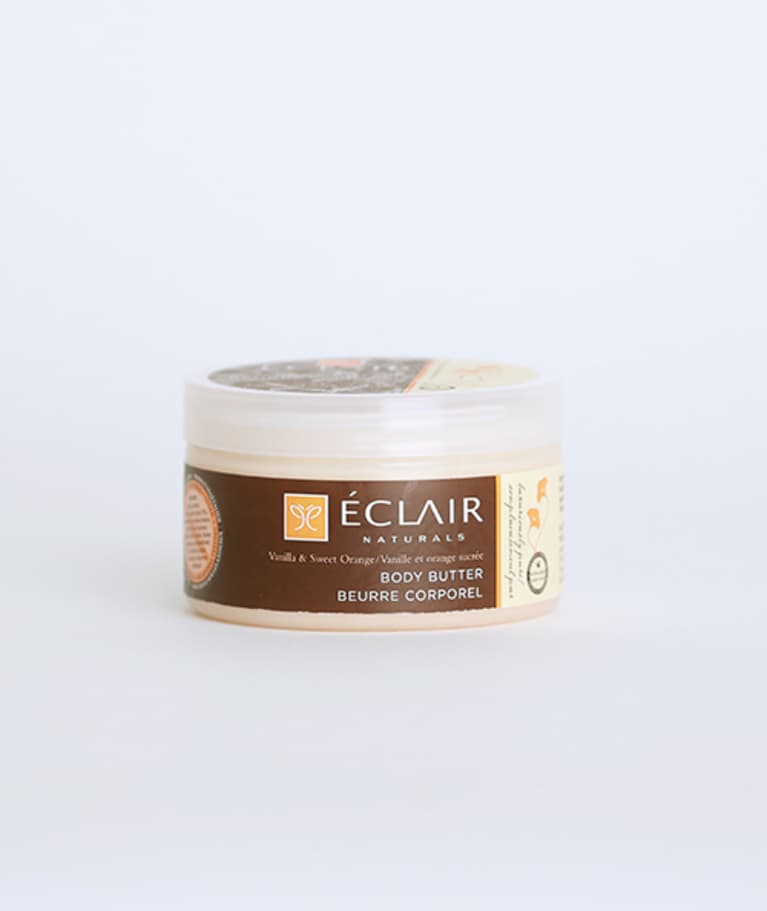 Éclair Naturals Vanilla & Sweet Orange Body Butter