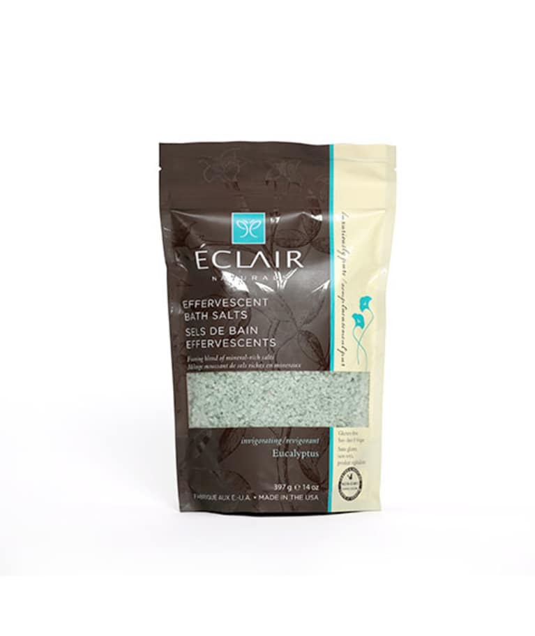 Éclair Naturals Effervescent Bath Salt in Eucalyptus