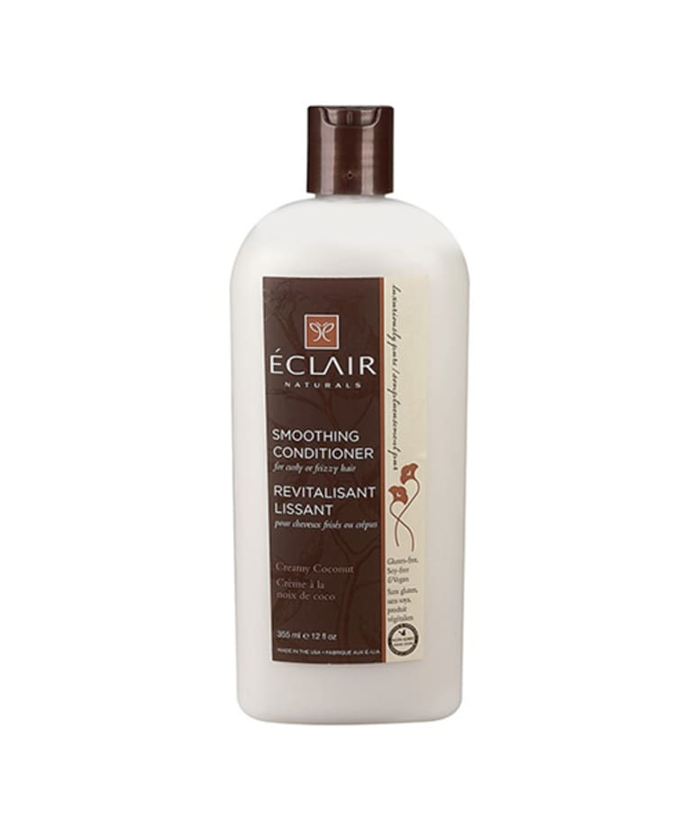 Éclair Naturals Smoothing Conditioner in Creamy Coconut