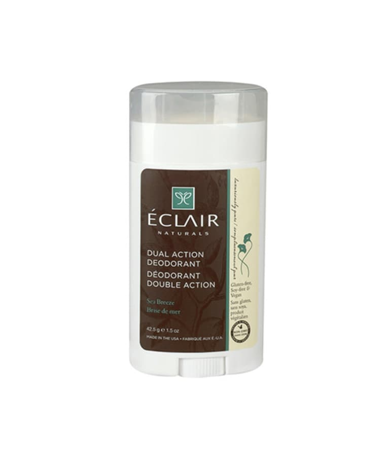 Éclair Naturals Dual Action Deodorant in Sea Breeze