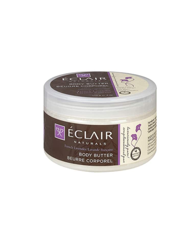 Éclair Naturals Body Butter in French Lavender