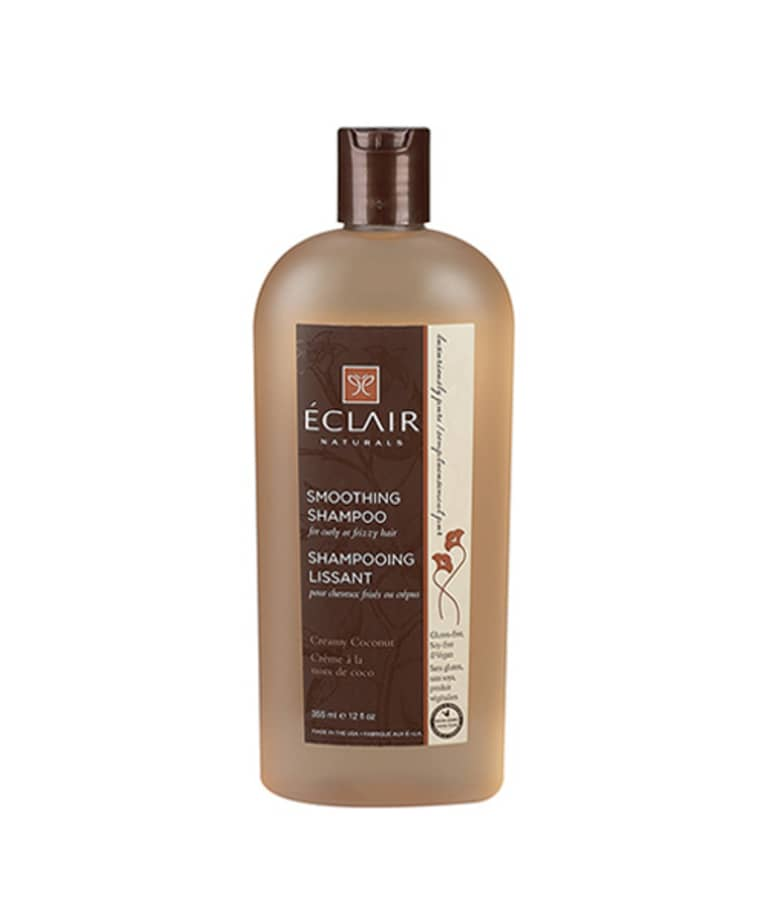 Éclair Naturals Smoothing Shampoo in Creamy Coconut