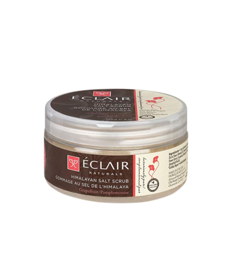 Éclair Naturals Himalayan Salt Scrub in Grapefruit