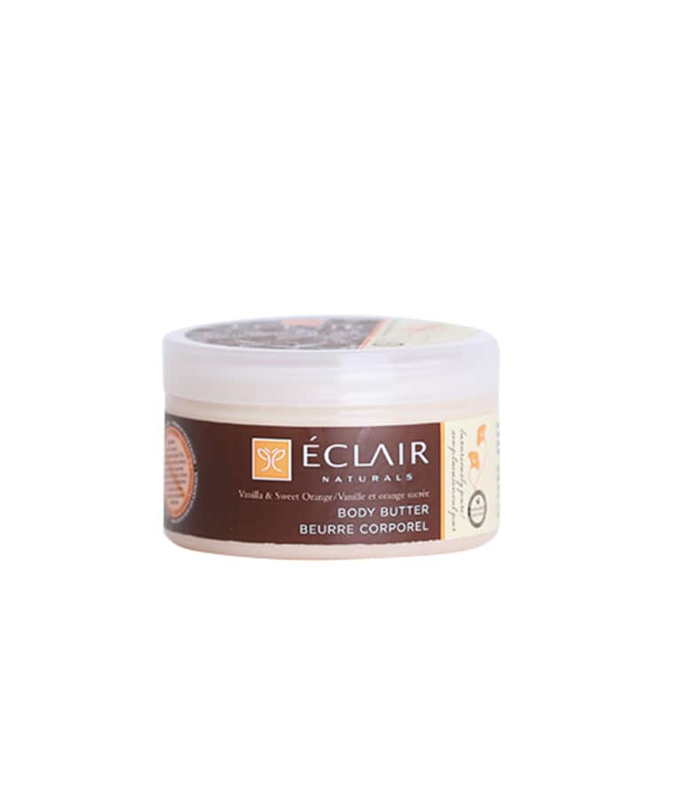 Éclair Naturals Body Butter in Mango