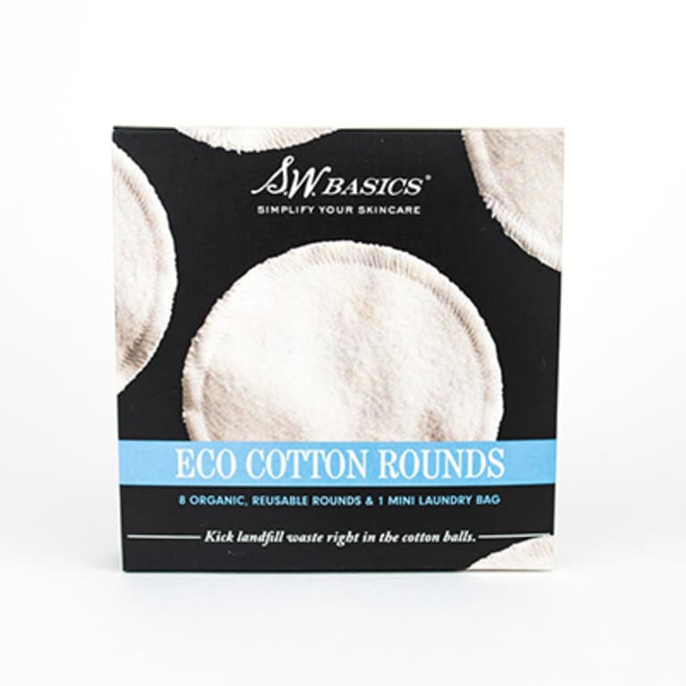 SW Basics Eco Cotton Rounds