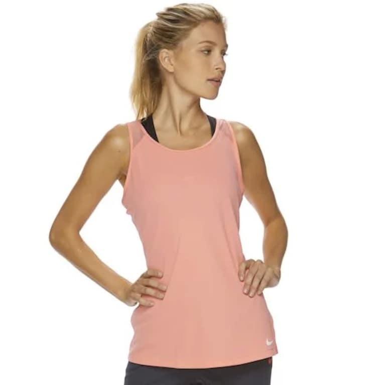 Women's Nike Mesh Racerback Running Tank
