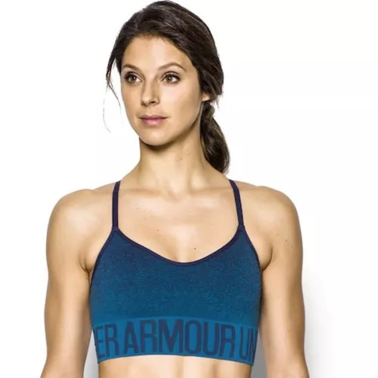 Under Armour Seamless Ombre Sports Bra