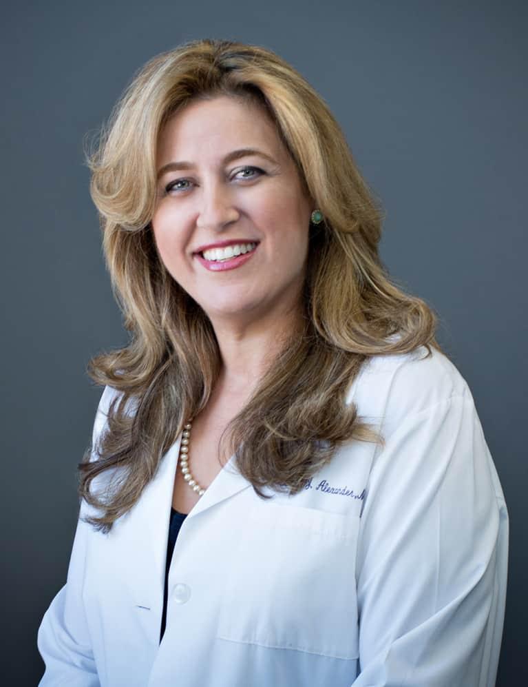 Dr. Carolyn Alexander