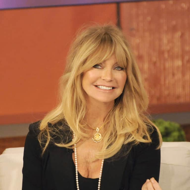 goldie hawn essay She's been with her partner kurt russell since 1983 and on monday, hollywood star goldie hawn got very candid about their sex life when she appeared at press.