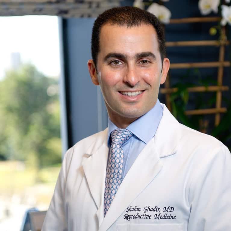 Dr. Shahin Ghadir