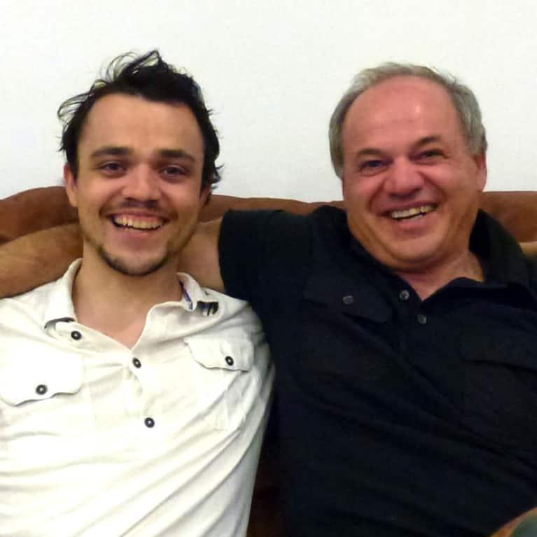 Paul and Dan Litvin