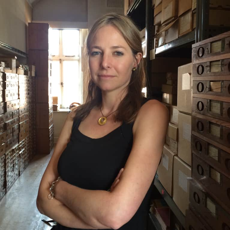 Dr. Alice Roberts