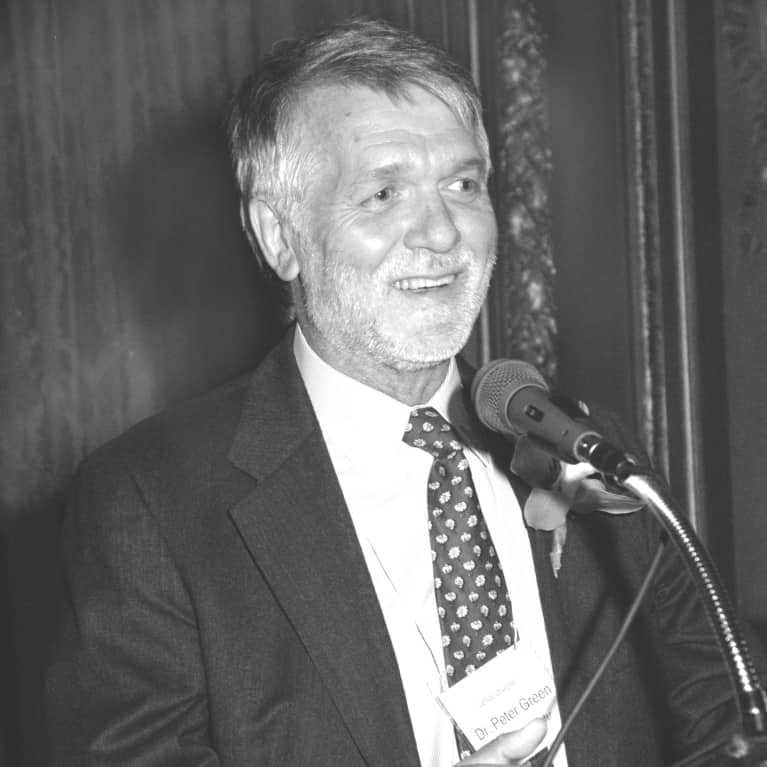 Dr. Peter H.R. Green