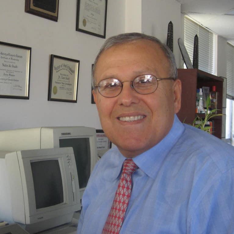 Dr. Nadim Shaath