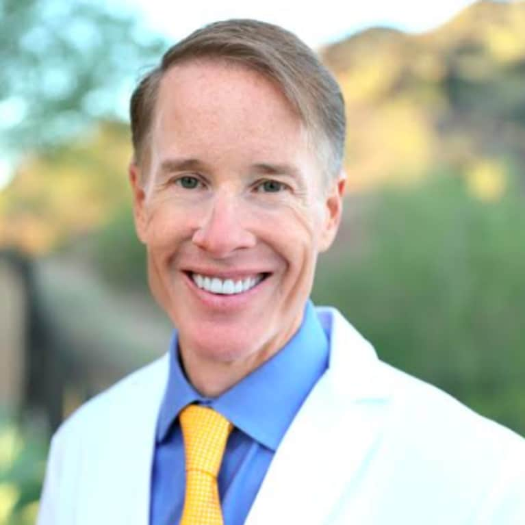 Alan Christianson, NMD, author of The Metabolism Reset Diet