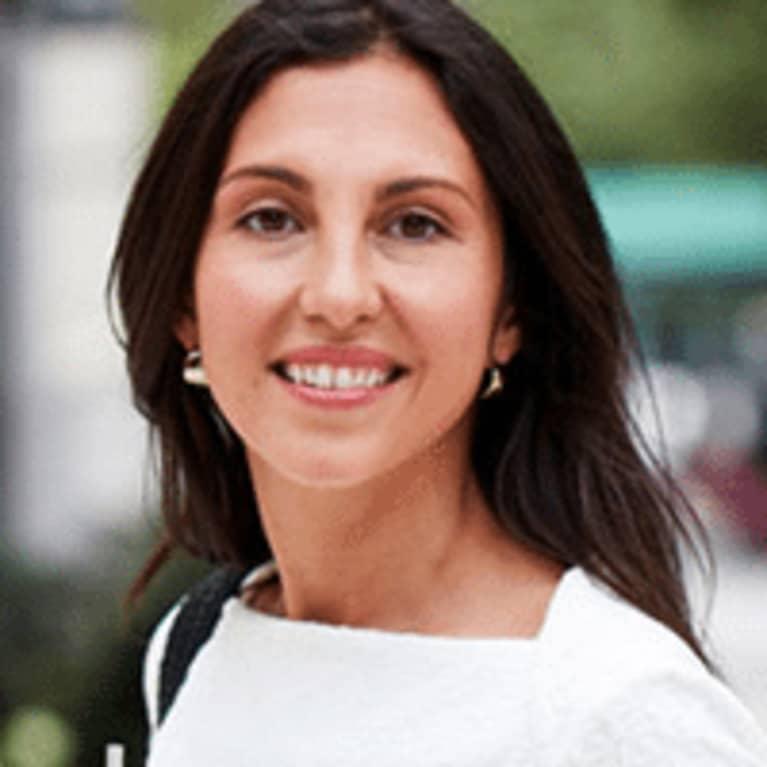 Gina Homolka, author of Skinnytaste One and Done