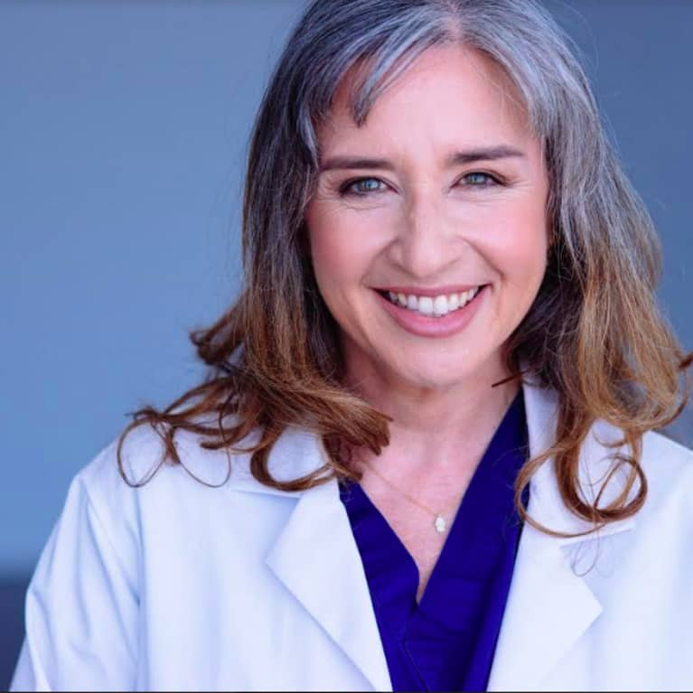 Suzanne Gilberg-Lenz M.D.