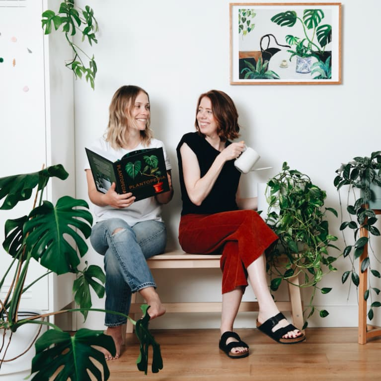 Lauren Camilleri & Sophia Kaplan