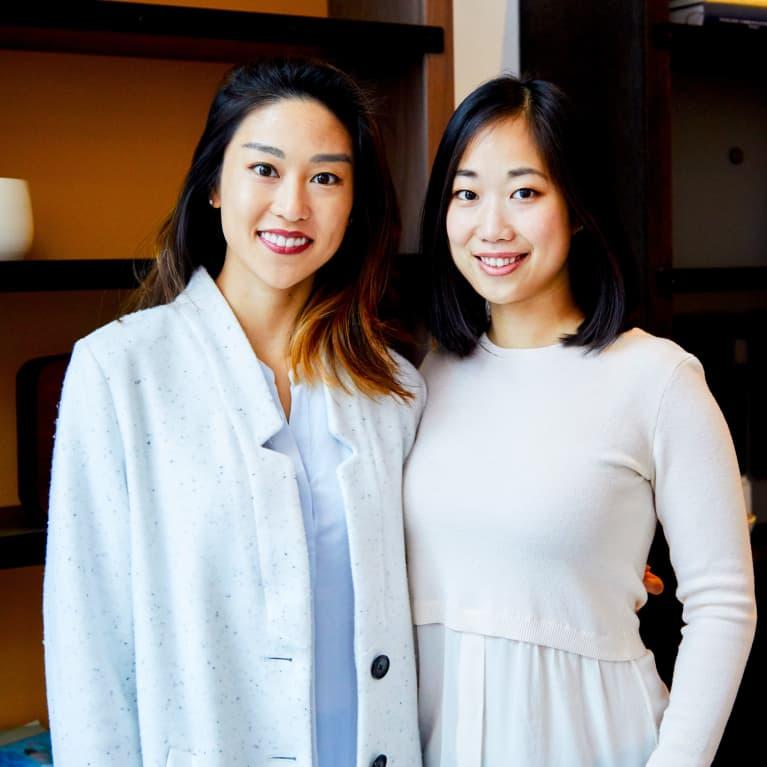 Victoria Fu & Gloria Lu