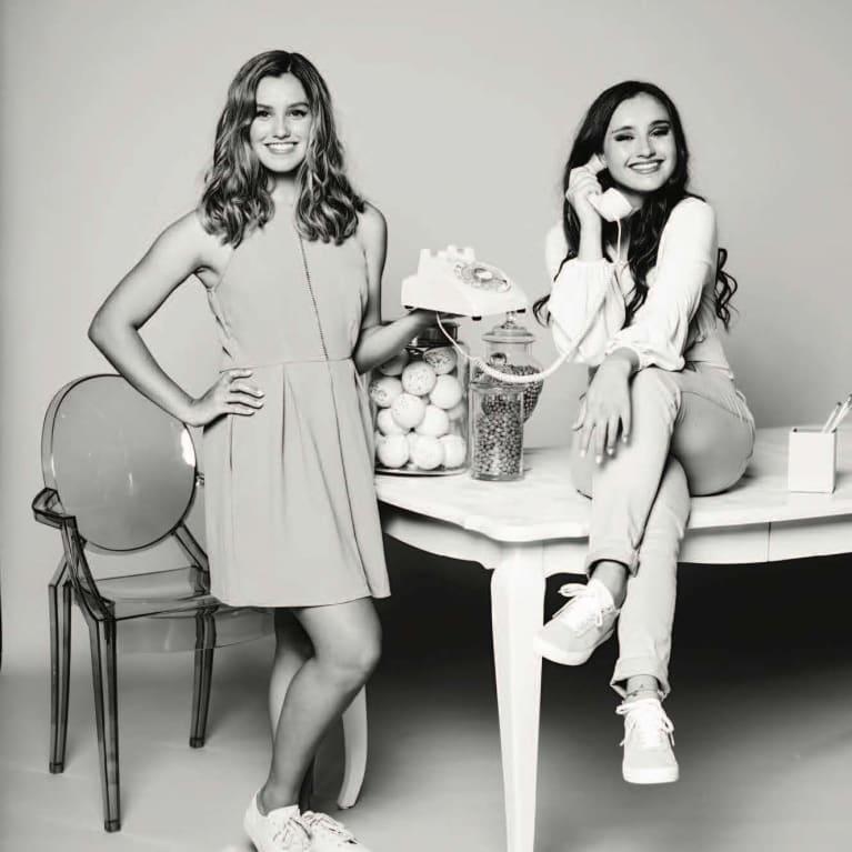 Caroline Bercaw & Isabel Bercaw